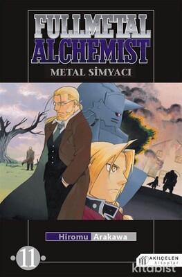 Akılçelen Yayınları - Fullmetal Alchemıst-Çelik Simyacı -11