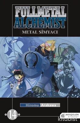 Akılçelen Yayınları - Fullmetal Alchemist - Çelik Simyacı 14