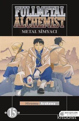 Akılçelen Yayınları - Fullmetal Alchemist - Çelik Simyacı 15