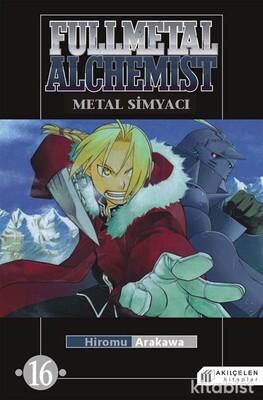 Akılçelen Yayınları - Fullmetal Alchemist - Çelik Simyacı 16