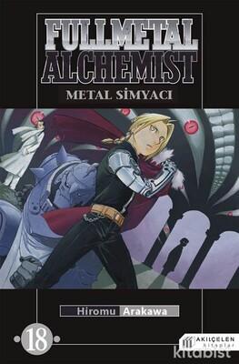 Akılçelen Yayınları - Fullmetal Alchemist - Çelik Simyacı 18