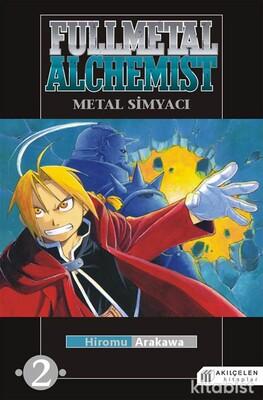 Akılçelen Yayınları - Fullmetal Alchemist - Çelik Simyacı 2