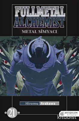Akılçelen Yayınları - Fullmetal Alchemist - Çelik Simyacı 21