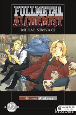 Akılçelen Yayınları - Fullmetal Alchemist - Çelik Simyacı 22