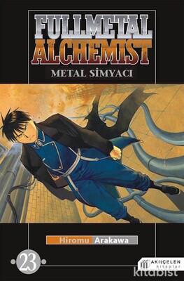 Akılçelen Yayınları - Fullmetal Alchemist - Çelik Simyacı 23