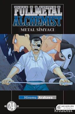 Akılçelen Yayınları - Fullmetal Alchemist - Çelik Simyacı 24