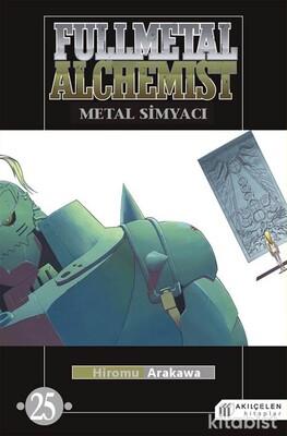 Akılçelen Yayınları - Fullmetal Alchemist - Çelik Simyacı 25