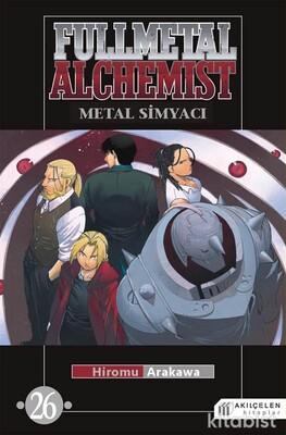 Akılçelen Yayınları - Fullmetal Alchemist - Çelik Simyacı 26