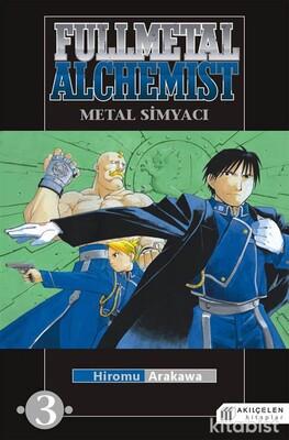 Akılçelen Yayınları - Fullmetal Alchemist - Çelik Simyacı 3