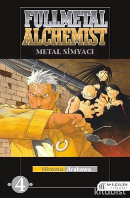 Akılçelen Yayınları - Fullmetal Alchemist - Çelik Simyacı 4