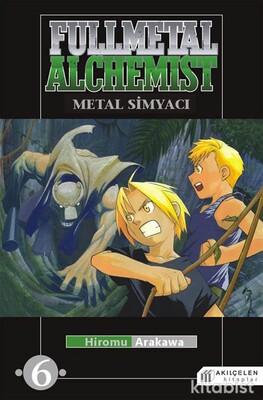 Akılçelen Yayınları - Fullmetal Alchemist - Çelik Simyacı 6