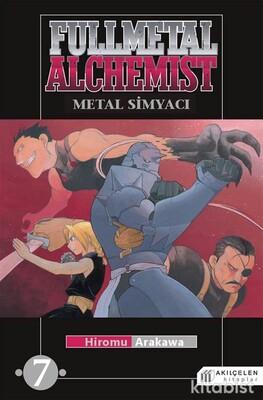 Akılçelen Yayınları - Fullmetal Alchemist - Çelik Simyacı 7