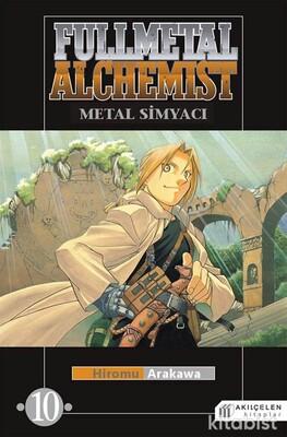 Akılçelen Yayınları - Fullmetal Alchemıst-Metal Simyacı -10