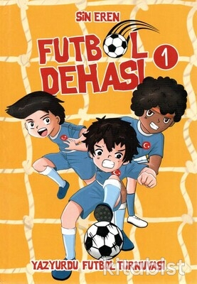 Ephesus Yayınları - Futbol Dehası-1
