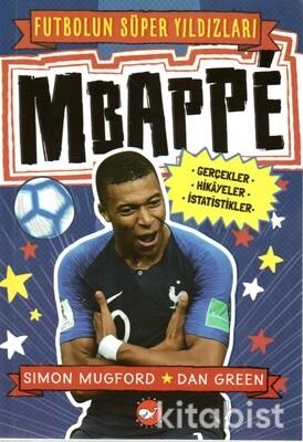 Beyaz Balina Yayınları - Futbolun Süper Yıldızları - Mbappe