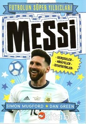 Beyaz Balina Yayınları - Futbolun Süper Yıldızları - Messi