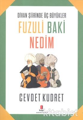 Kapı Yayınları - Fuzuli - Baki - Nedim