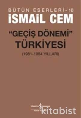 Geçiş Dönemi Türkiyesi