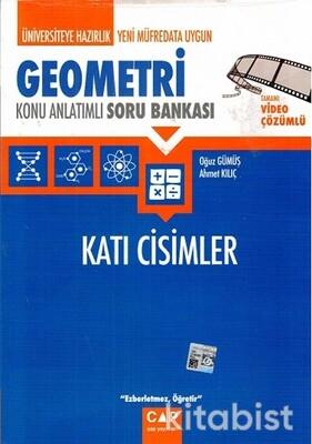 Çap Yayınları - Geometri - Katı Cisimler Konu Anlatımlı Soru Bankası