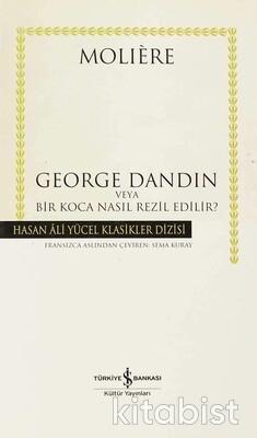George Dandın (Ciltli)
