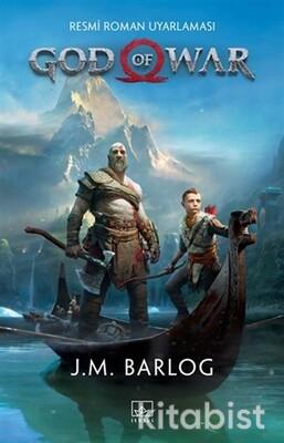 İthaki Yayınları - God Of War: Resmi Roman Uyarlaması