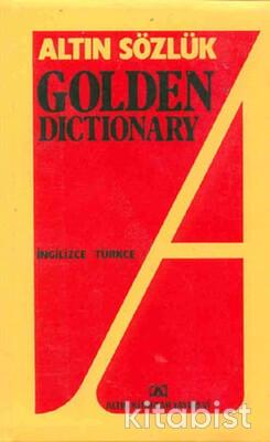 Altın Kitaplar - Golden İngilizce Sözlük