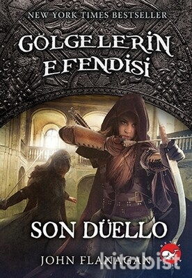 Beyaz Balina Yayınları - Gölgelerin Efendisi Son Düello