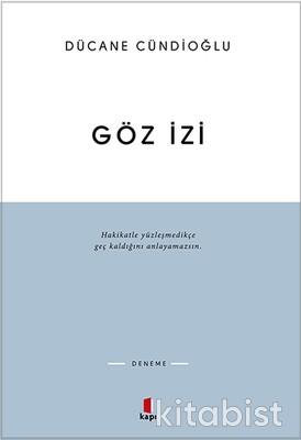 Kapı Yayınları - Göz İzi