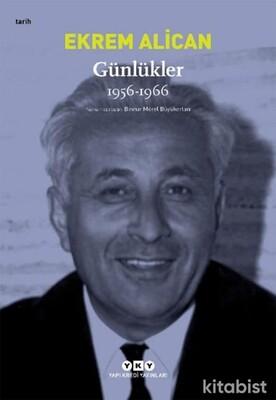 Yapıkredi Yayınları - Günlükler 1956-1966