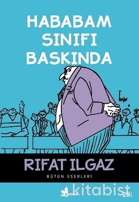 Çınar Yayınları - Hababam Sınıfı Baskında