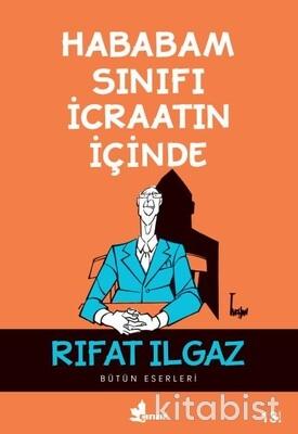 Çınar Yayınları - Hababam Sınıfı İcraatın İçinde