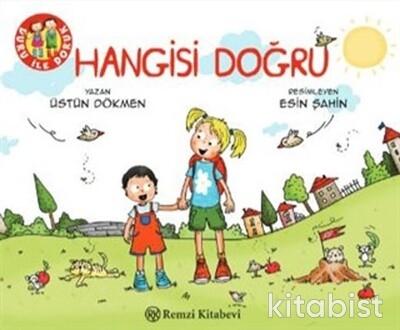 Remzi Yayınları - Hangisi Doğru - Duru İle Doruk