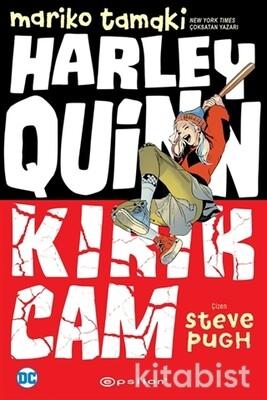 Epsilon Yayınları - Harley Quinn: Kırık Cam
