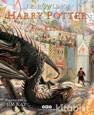 Yapıkredi Yayınları - Harry Potter ve Ateş Kadehi