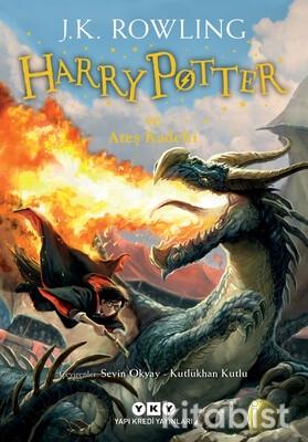 Yapıkredi Yayınları - Harry Potter ve Ateş Kadehi - 4