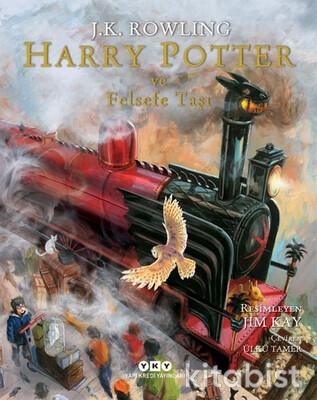 Yapıkredi Yayınları - Harry Potter ve Felsefe Taşı (Resimli Özel Baskı)
