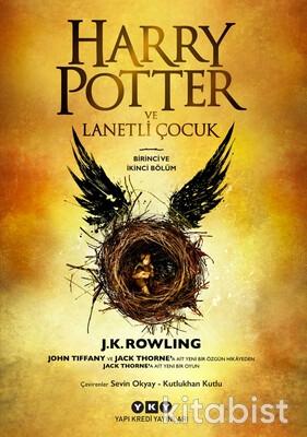 Yapıkredi Yayınları - Harry Potter ve Lanetli Çocuk - Birinci ve İkinci Bölüm