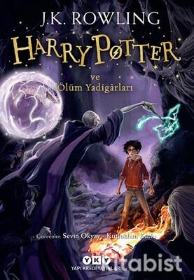 Yapıkredi Yayınları - Harry Potter ve Ölüm Yadigarları 7
