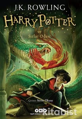 Yapıkredi Yayınları - Harry Potter ve Sırlar Odası - 2