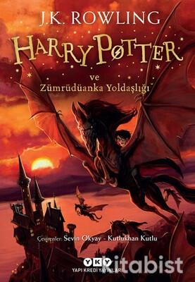 Yapıkredi Yayınları - Harry Potter ve Zümrüdüanka Yoldaşlığı - 5