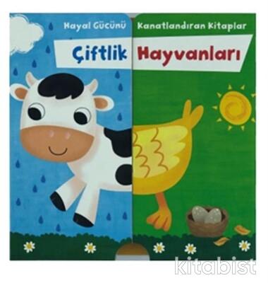 Doğan Kitap Yayınları - Hayal Gücünü Kanatlandıran Kitaplar Çiftlik Hayvanları