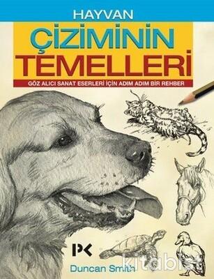 Profil Kitap - Hayvan Çiziminin Temelleri