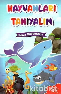Koloni Çocuk - Hayvanları Tanıyalım Deniz Hayvanları