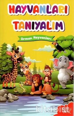 Koloni Çocuk - Hayvanları Tanıyalım Orman Hayvanları
