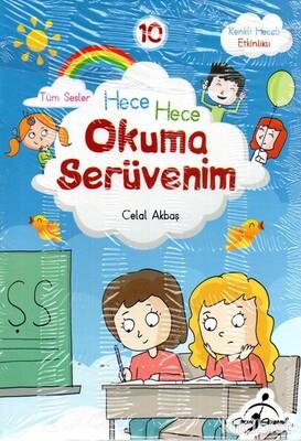 Çocuk Gezegeni - Hece Hece Okuma Serüvenim- 10 Kitap