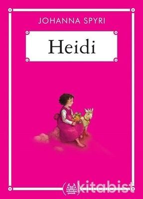 Arkadaş Yayınları - Heidi - Midi Boy