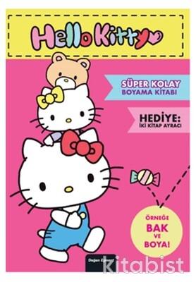 Doğan Egmont Yayınları - Hello Kitty Süper Boyama Kitabı