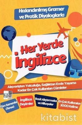 Tasarı Eğitim Yayınları - Her Yerde İngilizce