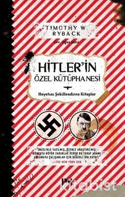 Profil Kitap - Hitler'in Özel Kütüphanesi