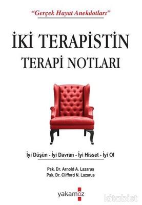 Yakamoz Yayınları - İki Terapistin Terapi Notları